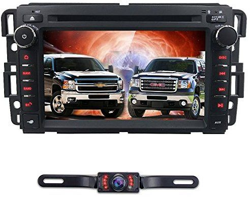 Amazon Com Android 8 1 Car Stereo Dvd Player For Gmc Chevy