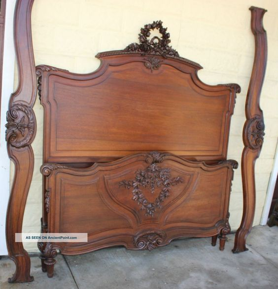Antiques, Queen Size And Beds On Pinterest