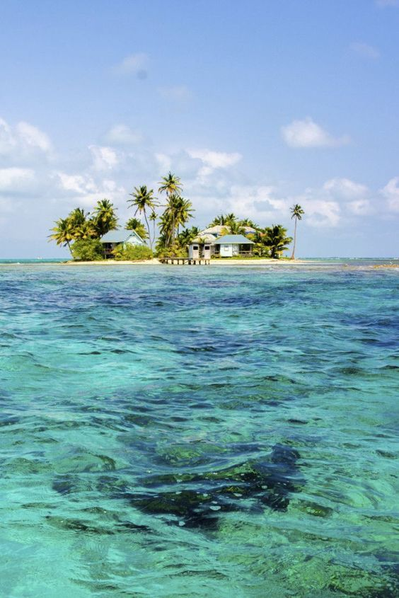 Head to Belize for some major fun in the sun on your next getaway