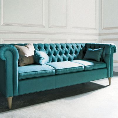 Teal Sofa With Panel Decor Sofas Amp Chairs Pinterest