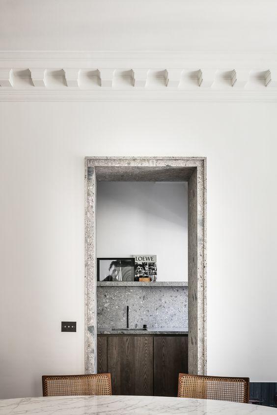 28 Mlc A R Rivani Architecture Escalier Contemporain Portes Contemporaines Appartement Contemporain