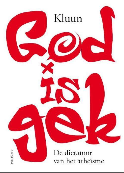Slechts 14% van alle Nederlanders gelooft niet in een God of hogere macht, en zegt overtuigd atheïst te zijn. Ik kreeg de afgelopen jaren de indruk dat die 14% allemaal bij de opiniërende media terechtgekomen is,' schrijft Kluun in God is gek. Hij gaat op zoek naar antwoorden op de vragen 'Bestaat God?', 'Is er leven na de dood?', 'Weet u dat zeker?'. Openhartig vertelt hij over zijn spirituele zoektocht, die begon met de dood van zijn vrouw. God is gek is een echte Kluun!