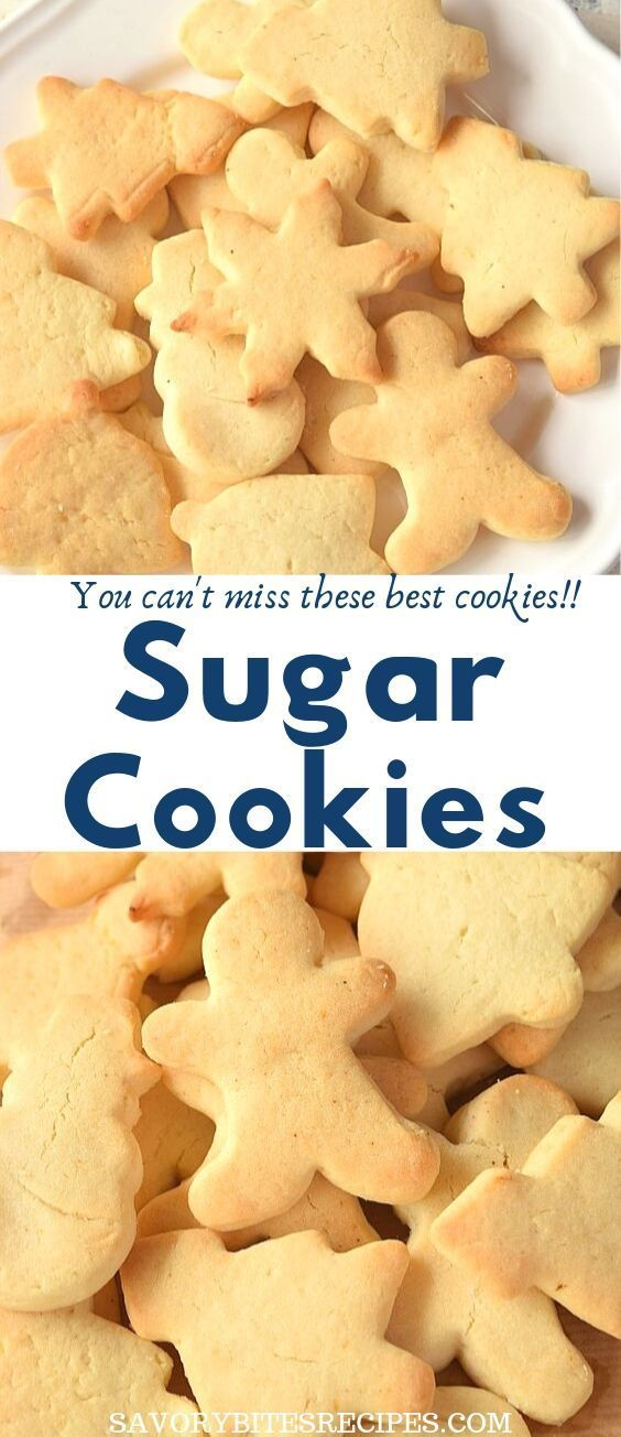 Try These Simple Best And Easy No Chill Sugar Cookies Recipe These Are So Good Plus Can Be Cutout Sugar Cookies Sugar Cookies Recipe Sugar Cookie Recipe Easy