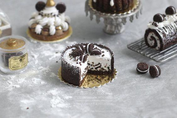 Mini Oreo cheesecake By PetitDelicious