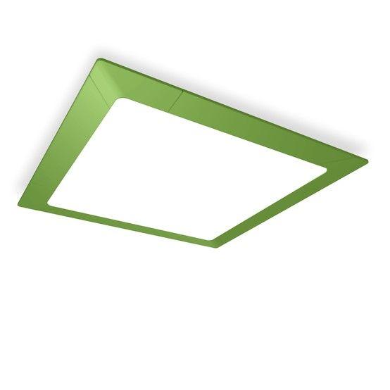 vavé® LED-Panel 370370 Colour: 12 Gelbgrün