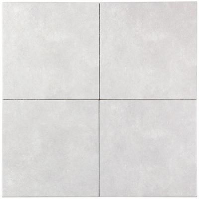 Ivy Hill Tile Anabella Gris 9 In X 9 In 11mm Matte Porcelain