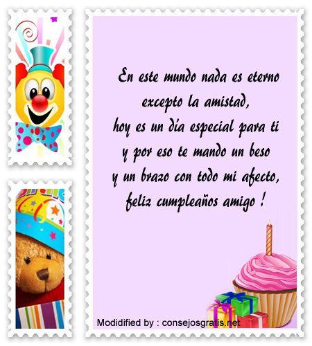 buscar poemas de cumpleaños para mi amigo para facebook,imàgenes bonitas de cumpleaños para mi amigo : http://www.consejosgratis.net/deseos-de-cumpleanos-para-amigos/