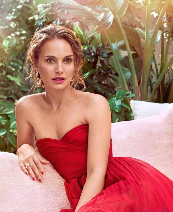 (1) Natalie Portman for Harper's Bazaar, 2019. : pics