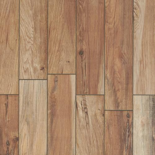 Tahoe Ocre Wood Plank Porcelain Tile Wood Look Tile Flooring Wood Tile