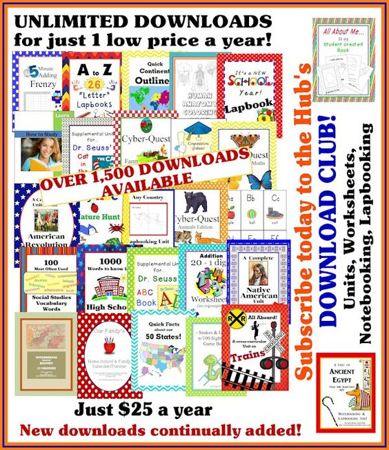 Christian HomeSchool Hub Christian HomeSchool Home page