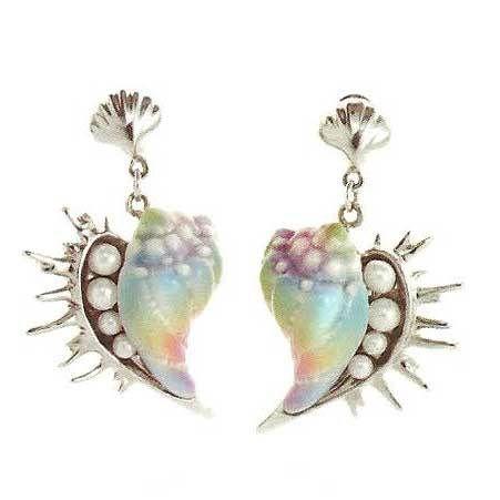 Spikey shells....cool