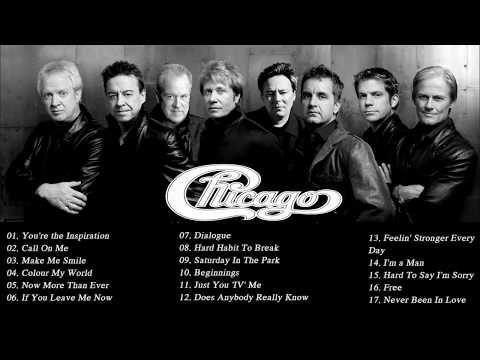 Chicago Greatest Hits Full Album Best Songs Of Chicago Youtube Best Songs Youtube Music Love