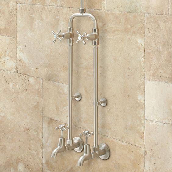 Jessup Rectangular Vessel Sink Showers, Pipes and Bathroom