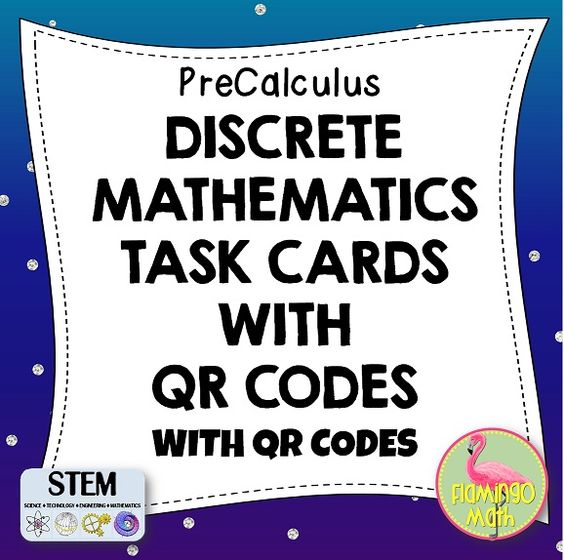 This activity is designed to help your Pre-Calculus Honors or College Algebra students evaluate sequences and series in an end-unit review for Discrete Mathematics. There are 24 task cards in the activity. Students will find recursive and explicit forms of sequences, find the sum of finite and infinite series, determine convergent and divergent series, find nth terms, partial sums, P(K+1) term for induction proofs, and more.