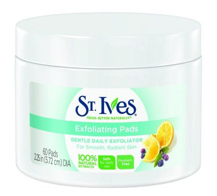 Amazon.com: St. Ives Exfoliating Pads, 60 Count: Beauty
