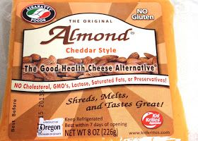 CupcakesOMG!: Friday Fun Find: Pure Wraps and Almond Cheese!