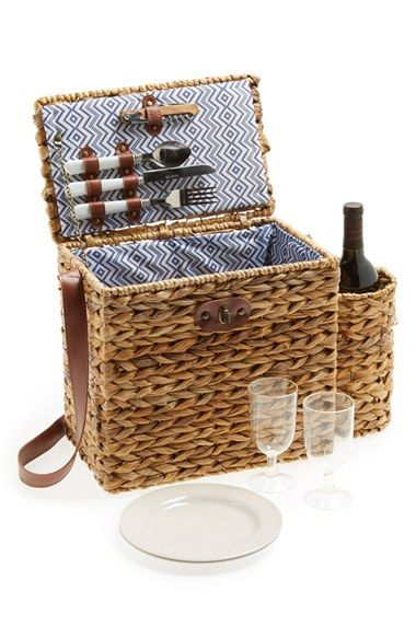 Myer Wicker Picnic Basket : The world s catalog of ideas
