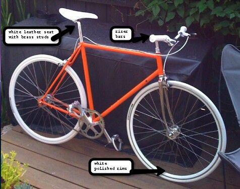 #singelspeed bike