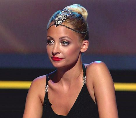 Not everyone can pull this look!  http://www.usmagazine.com/uploads/assets/articles/50438-nicole-richie-steals-the-spotlight-on-fashion-star/1331731567_nicole-richie-4671.jpg