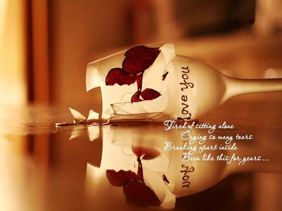 Broken hearts quotes wallpapers download fee breaking - Sad love boy wallpaper download ...