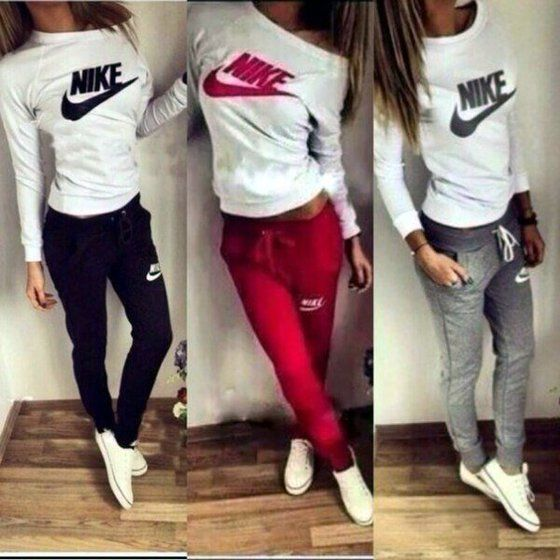 Adidas outfit women, Cute nike outfits