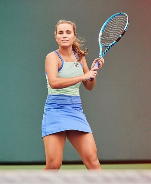 Sofia Kenin Jewish Ethnicity American Nationality Age Wiki And Parents In 2020 Athletic Women Tennis Players Professional Tennis Players