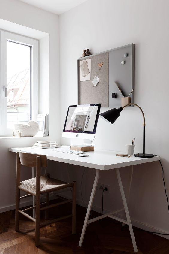 Лучшее место для работы — дом! Вот несколько идей для идеального рабочего места (фото 1)