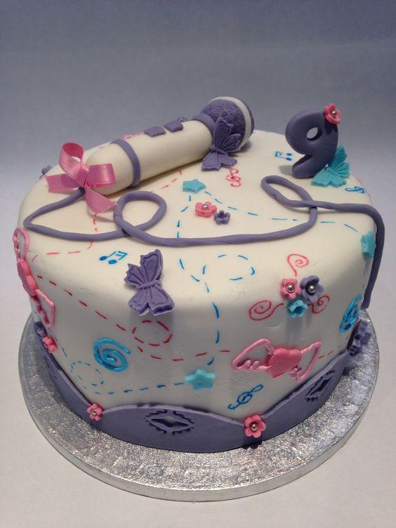 Cake Design Violetta : Pinterest   The world s catalog of ideas