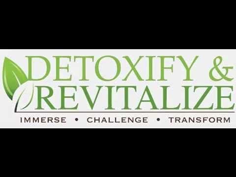 Detoxify & Revitalize 21-Day Online Program Video