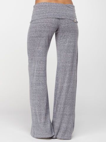 I WANT!! Slub Yoga Pant! These look so comfortable: