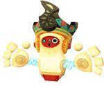 Recupix est un ancien robot. Il peut voler et transporter de très lourds objets et autres. Il n'aime pas Link mais apprécie Fay. Il appartenait au rénovateur du marché couvert de Célesbourg qui l'a réparé à l'aide d'une fleur ancienne de Link.