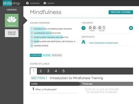Online Mindfulness Course - London-wide: Amazon Local