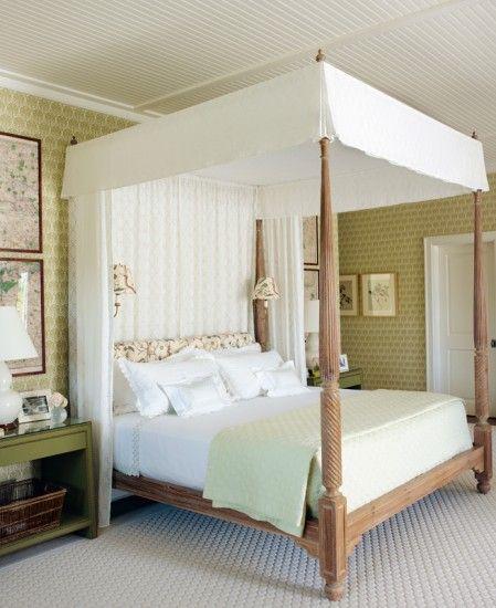 Decorating The Way I See It {Markham Roberts}. #bedroom #traditional #markhamroberts #interiordesign