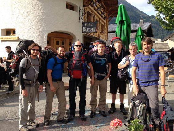 Looking good guys! #MontBlanc