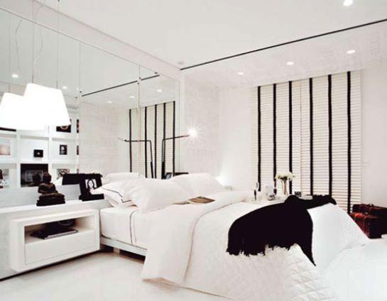 decorar una habitacion juvenil en blanco y negro - Buscar con Google: