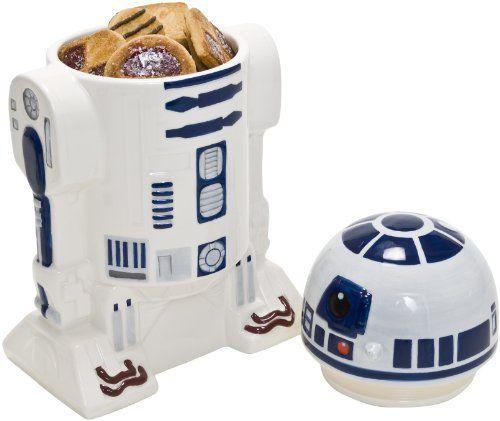 Star Wars Star147 - R2D2 3D Keksdose aus Keramik mit Deckel 27 x 15 cm von Star Wars, http://www.amazon.de/dp/B007DBZJLE/ref=cm_sw_r_pi_dp_jfIOqb0ZPFVRF