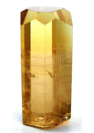Heliodor: AKA Golden Beryl, Yellow Beryl, Yellow Emerald