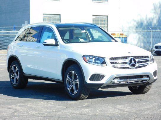 New 2019 Mercedes Benz Glc 300 4matic For Sale In Salt Lake City