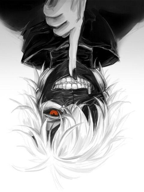 Un ojo = kaneki <3