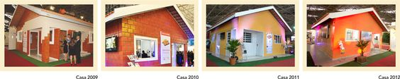 Casa Cerâmica Fotos das edições de 2006, 2009, 2010 e 2011