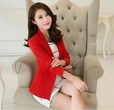 Women jacket Korean Slim small suit coat female clothes: