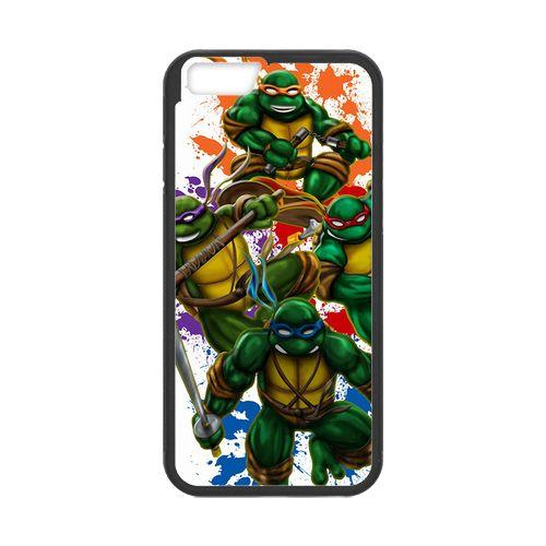 CaseCoco:TeenageMutantNinjaTurtles Brothers Case for iPhone 6 ID:13709-135416