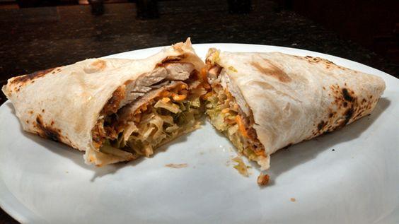 Spicy Chicken Wraps: Recipe Secret Unwrapped