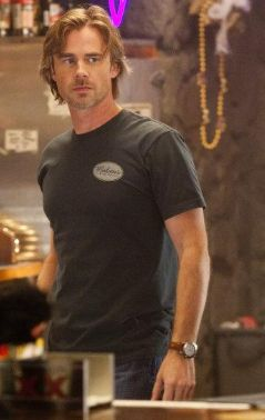 Sam Trammell as Sam Merlotte in True Blood