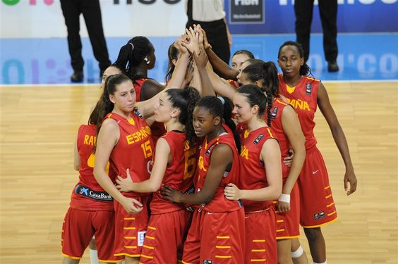 Mundial Baloncesto Femenino U17 2014