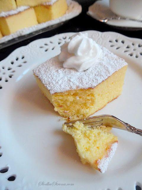 Klasyczny Sernik Wiedenski Siostry Anastazji Przepis Slodka Strona Baking Food Cake