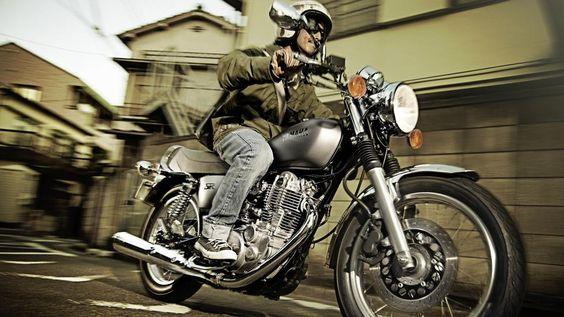 SR400 2015 - Motorräder - Yamaha Motor Deutschland GmbH