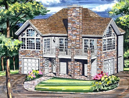 House plans vaulted ceilings and house on pinterest for Carriage house flooring