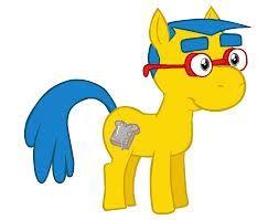 milhouse the pony