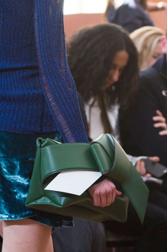 Spotlight: The Best Bags From Paris Fashion Week  - ELLE.com